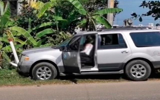 Asesinan frente a su hijo a mujer en Acayucan, Veracruz - Asesinan a mujer en Acayucan, Veracruz. Foto Especial