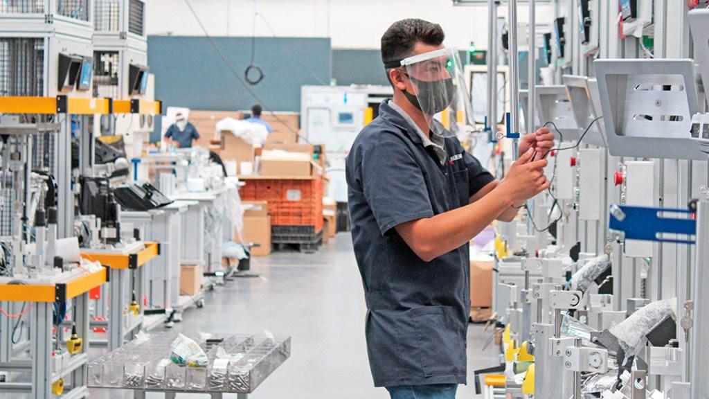 Se crearon en noviembre 148 mil 719 empleos en México - Más de la mitad de los empleos en México podrían estar en riesgo por automatización. Foto @mexicoindustry