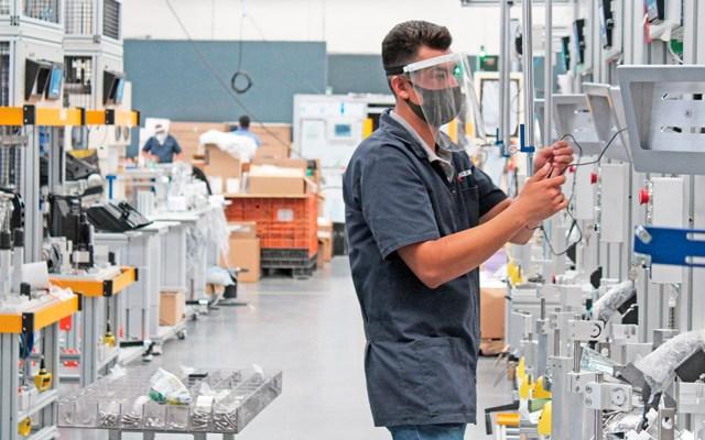 Más de la mitad de los empleos en México podrían estar en riesgo por automatización, advierte Banco Mundial - Más de la mitad de los empleos en México podrían estar en riesgo por automatización. Foto @mexicoindustry