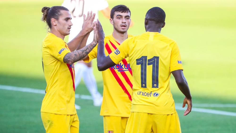 Barcelona empieza con un triunfo la aventura con Koeman - Foto de FC Barcelona