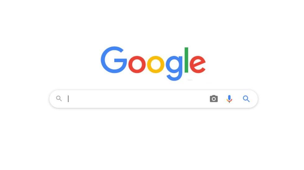 Google celebra sus 22 años de existencia con 'doodle' animado - Buscador de Google. Captura de pantalla