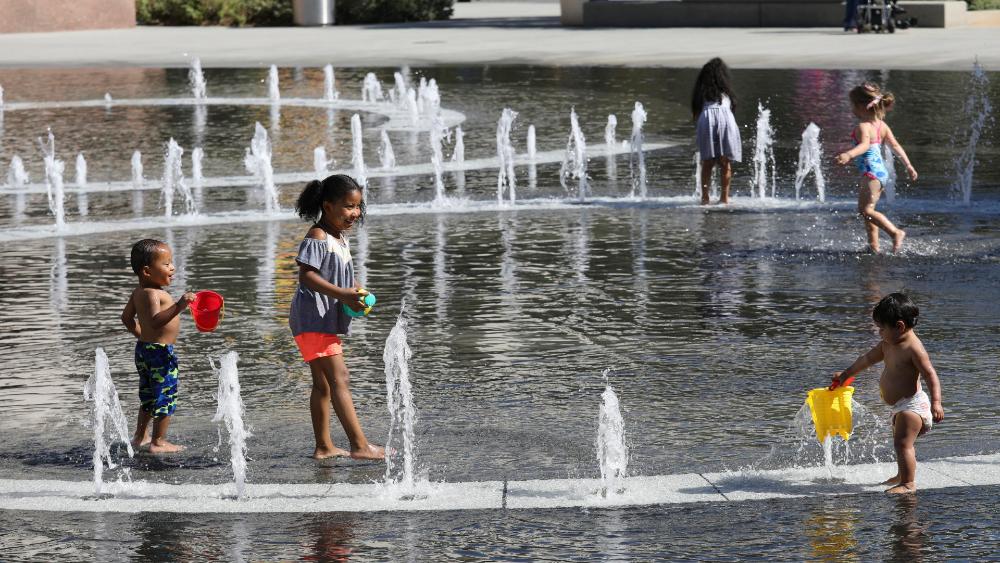 """Ola de calor """"extremo"""" puede dejar temperaturas récord en el oeste de EE.UU. - Foto de EFE"""