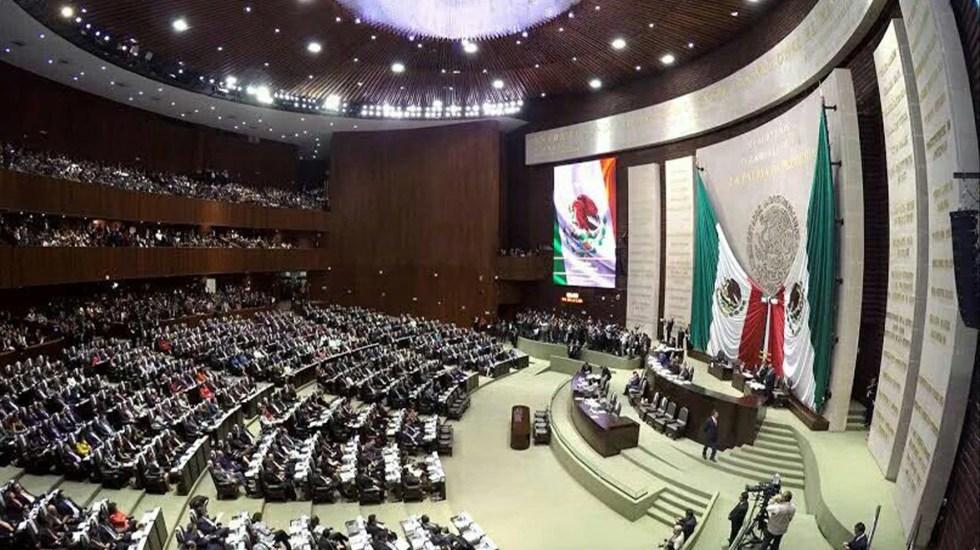 Cinco diputados más dan positivo a COVID-19; suman 31 legisladores de la Cámara Baja contagiados - Cámara de Diputados. Foto de Archivo /Cámara de Diputados.