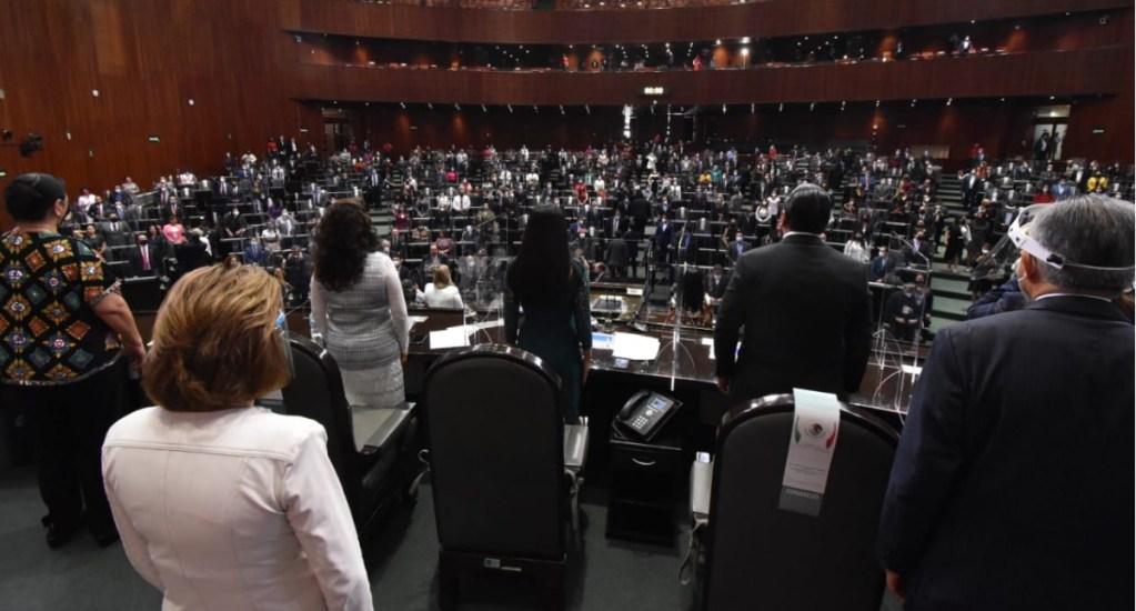 """Análisis en San Lázaro del Segundo Informe de Gobierno es """"solemne y anticuado"""", critica Muñoz Ledo - Cámara de Diputados sesión"""