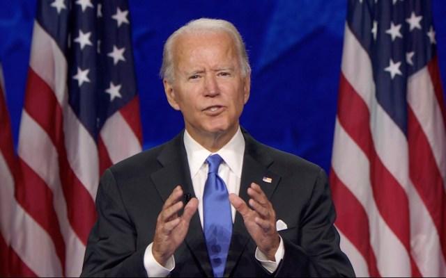 Trump pide a Biden someterse a antidoping antes del debate presidencial - Candidato demócrata a la Presidencia de EE.UU., Joe Biden. Foto de EFE