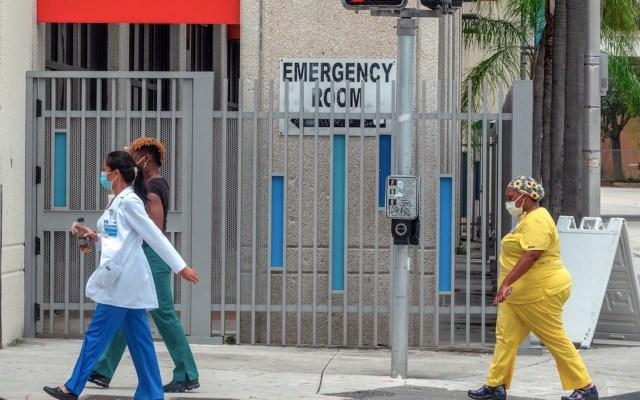 Estados Unidos rebasa oficialmente los siete millones de contagios de COVID-19 - Foto de EFE
