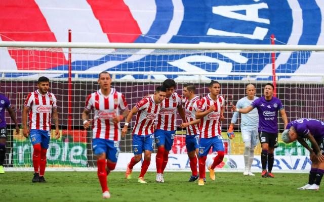 Con gol de Macías, Chivas vence a Mazatlán - Foto de @Chivas