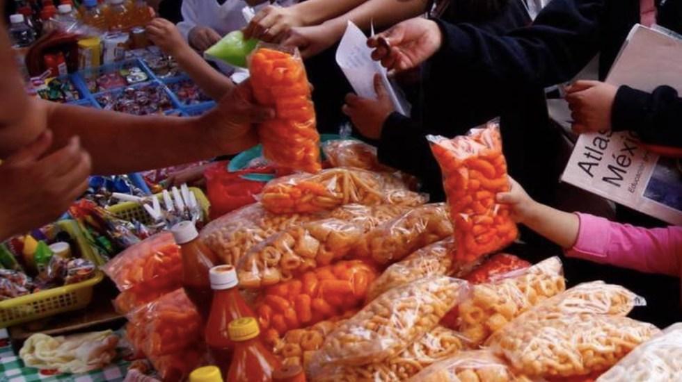 Alimentos procesados causan la mitad de las muertes en México, advierte López-Gatell - Foto de El Heraldo de Juárez