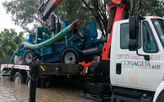 Advierten por más lluvias en la Ciudad de México la próxima semana - Foto Conagua
