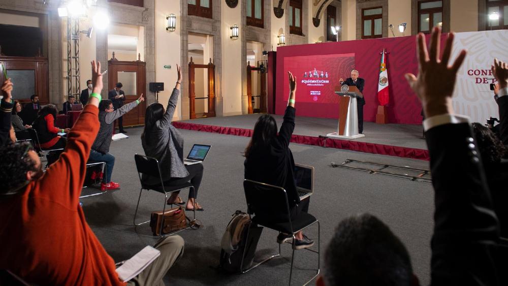Conferencia matutina López Obrador 30 de noviembre. Noticias en tiempo real