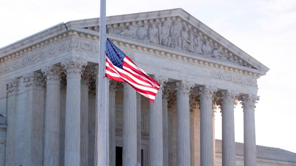 Trump anunciará próxima semana su nominado al Tribunal Supremo; posiblemente sea una mujer - Foto de EFE