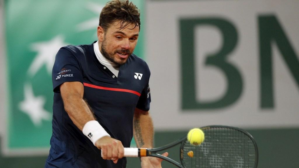 Roland Garros inicia con grandes partidos, el suizo Stanislas Wawrinka derrota al británico Andy Murray. Noticias en tiempo real