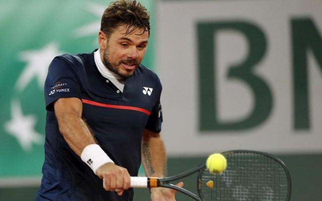 Roland Garros inicia con grandes partidos, el suizo Stanislas Wawrinka derrota al británico Andy Murray - COVID-19 Chile pandemia epidemia enfermedad coronavirus 2