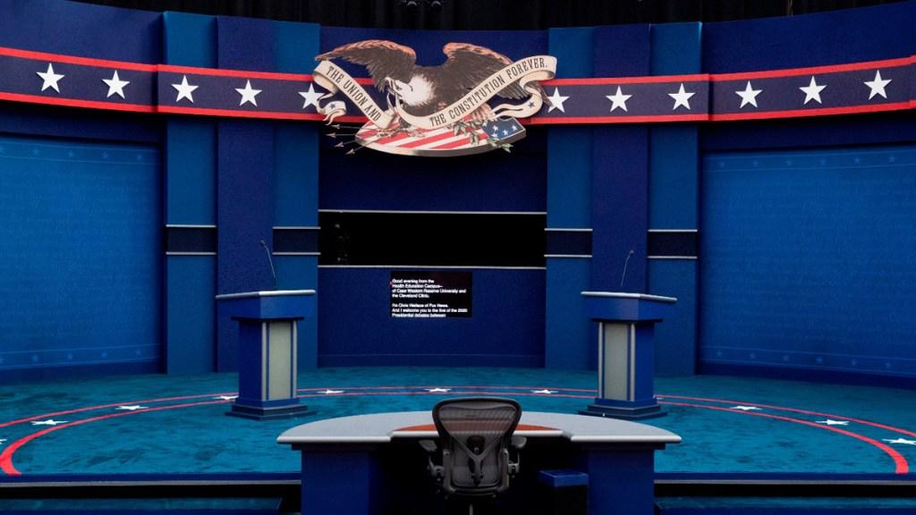 #EnVivo Primer debate entre Donald Trump y Joe Biden por la Presidencia de EE.UU.. Noticias en tiempo real