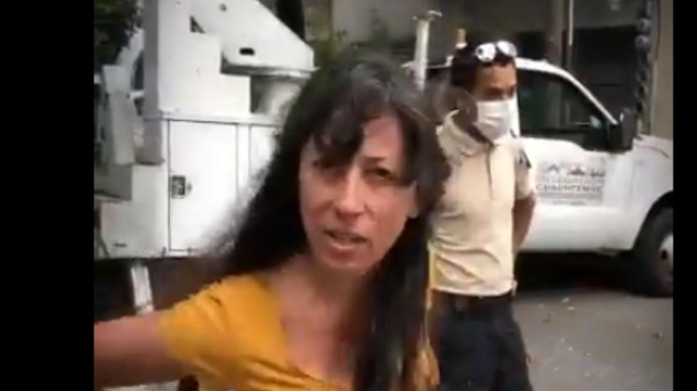 Fiscalía abre investigación por discriminación de argentina contra vecina en la Cuauhtémoc - Discriminación Miguel Hidalgo Hipódromo Condesa