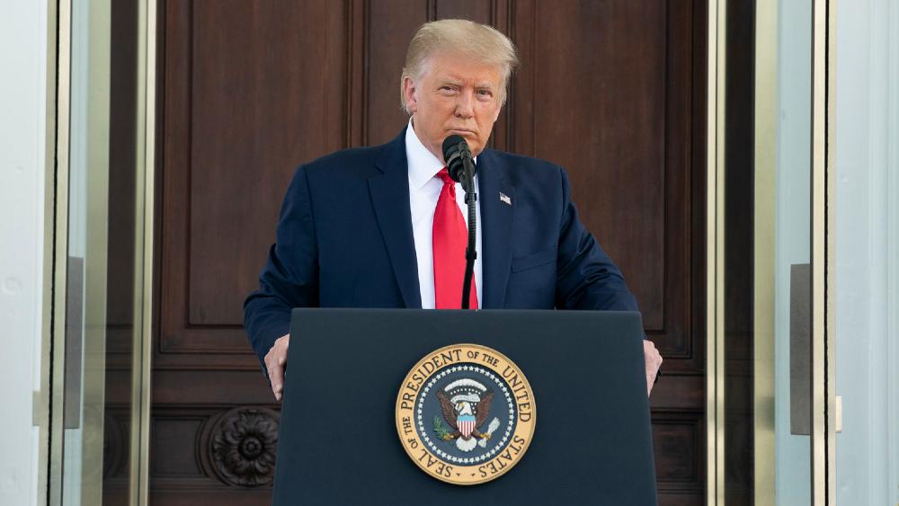 Ordena Trump detener negociaciones con el Partido Demócrata para nuevo paquete de ayuda - Foto de The White House
