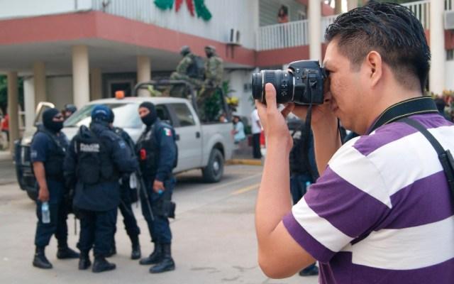Mafias, narco y censura: así es jugarse la vida a diario como periodista en Veracruz - Foto de EFE