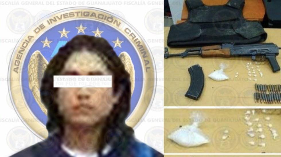 A proceso 'El Chelito' por 13 causas penales en Guanajuato - Foto de Fiscalía de Guanajuato