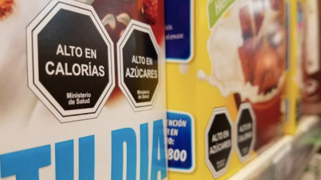 Multas de hasta 781 mil pesos a empresas que incumplan con etiquetado frontal - Foto de El Empaque