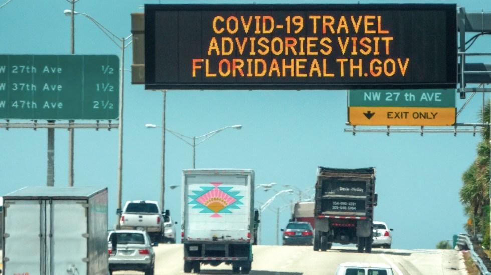 Florida permitirá que restaurantes operen a su máxima capacidad; gobiernos locales podrán imponer restricciones - Foto de EFE