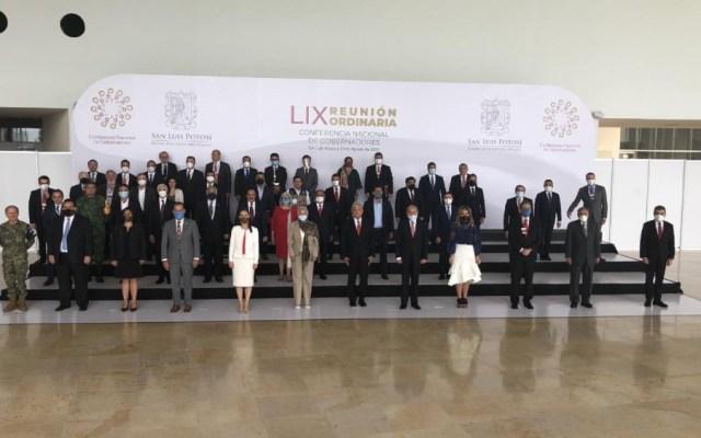 Así va la aprobación de los 32 gobernadores del país - Foto de Conago
