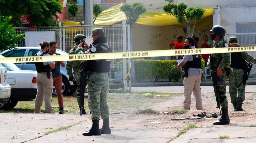 Incrementan 7.72 por ciento homicidios dolosos en octubre, afirma SSPC; seis estados concentran 52% de casos - Foto de EFE