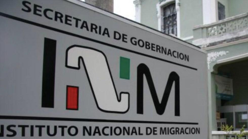 INM y Semar a 14 migrantes cubanos en el Caribe - Foto de Noticias RTV