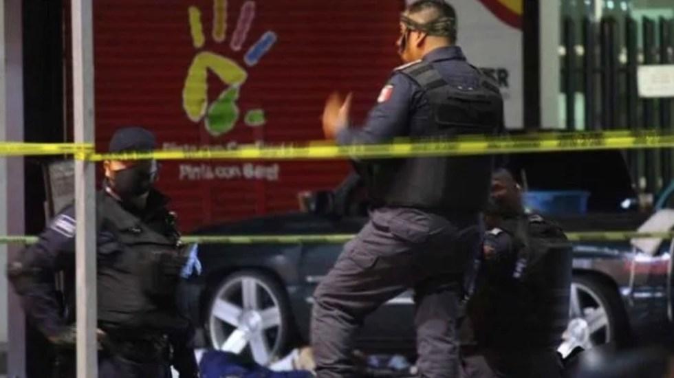 Cinco muertos y un herido tras ataque armado en taquería de Irapuato - Foto de AM