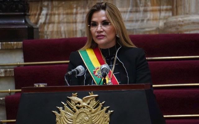 """Si no nos unimos, vuelve Morales"", Áñez abandona carrera presidencial en Bolivia - Jeanine Áñez Bolivia presidenta interina"