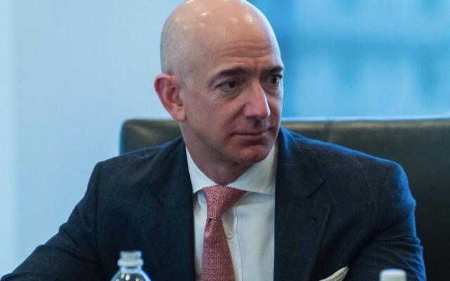 Jeff Bezos es, por tercer año consecutivo, el estadounidense más rico según Forbes - Foto de EFE