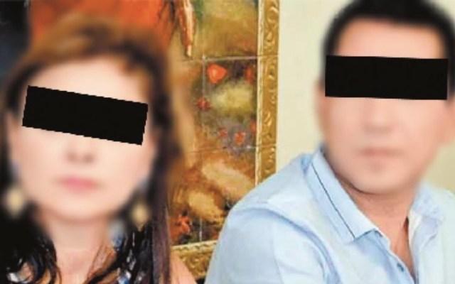 Dictan formal prisión a María de los Ángeles Pineda; permanecerá en la cárcel - Foto de La Razón