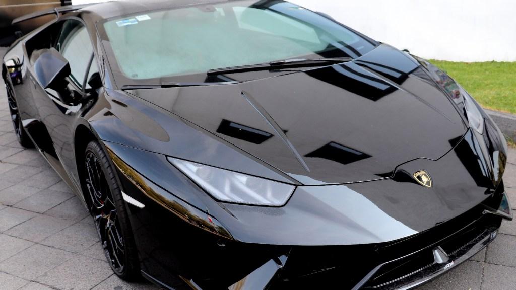 INDEP niega sustracción de Lamborghini de la dependencia; se subastó en 2019 - Lamborghini Huracán Indep
