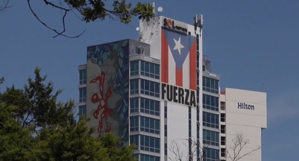 Puerto Rico sigue su proceso de recuperación a tres años del huracán María. Noticias en tiempo real