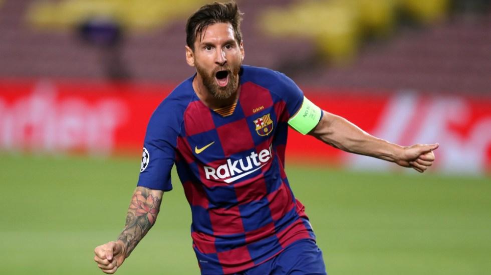 Lionel Messi se queda en el F.C. Barcelona - Foto de FC Barcelona
