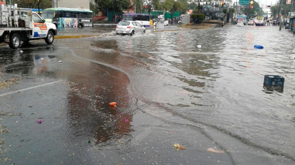 Activan Alerta Amarilla en toda la Ciudad de México por pronóstico de lluvias - Se activa alerta amarrilla por lluvias en la Ciudad de México. Foto Secretaría de Protección Civil