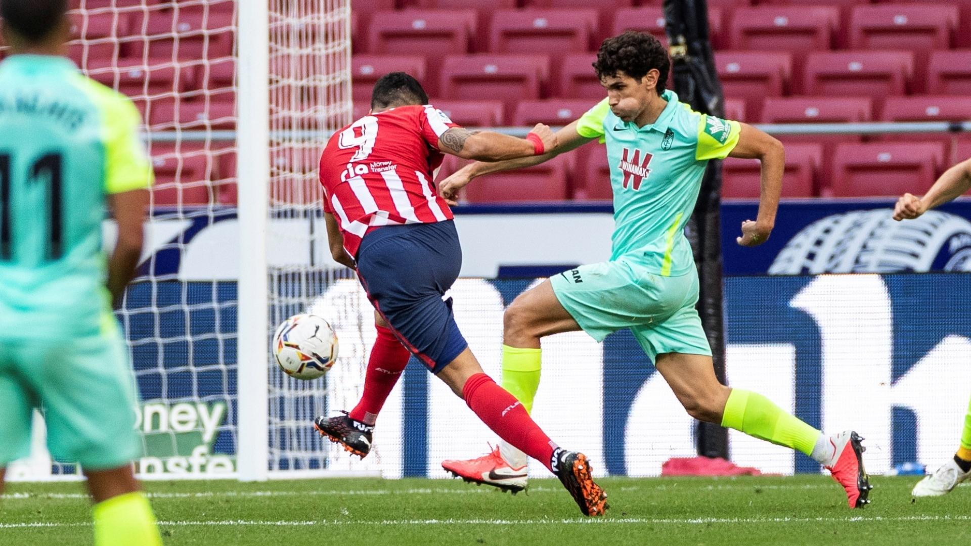 Luis Suárez Atlético Madrid Granada Goleada 2