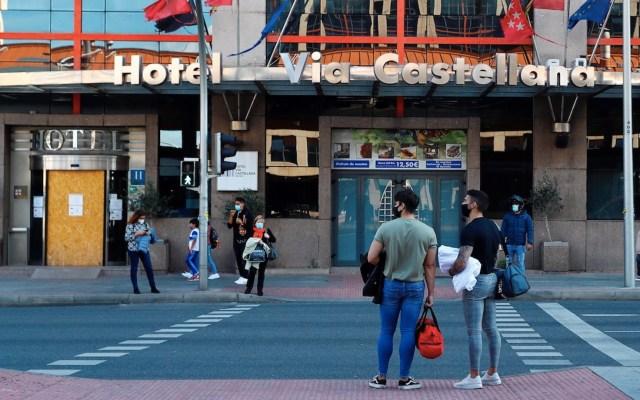 Madrid impondrá restricciones de movilidad, pero no cerrará como recomendó el Ministerio español de Sanidad - Foto de EFE