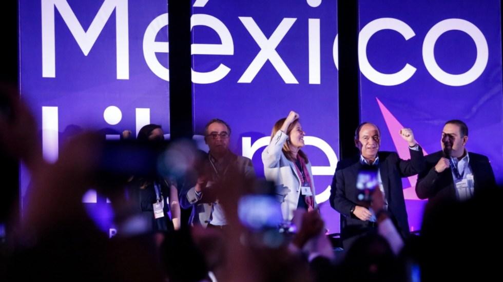 """INE niega a México Libre registro como Partido Político. """"No nos van a detener"""", asegura Felipe Calderón - México Libre partido"""
