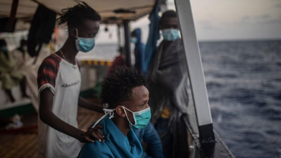 Nunca se podrá aceptar que los migrantes mueran en el mar sin recibir ayuda, asegura papa Francisco - Foto de Santi Palacios para Open Arms