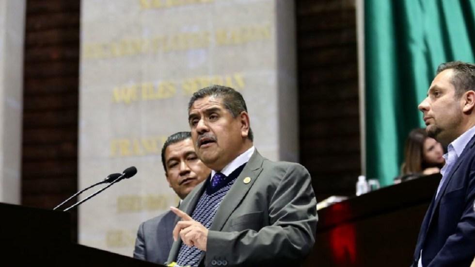 Murió por COVID-19 Miguel Acundo, diputado del PES - El diputado Miguel Acundo. Foto de @MiguelAcundo