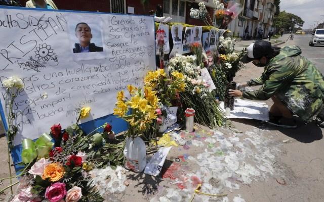 Aumentan a 13 los muertos durante protestas en Colombia contra la brutalidad policial - Muertos protestas Colombia brutalidad policial