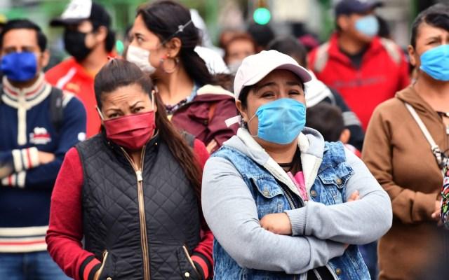 Dos de cada tres desempleados por COVID-19 en México son mujeres - Foto de EFE