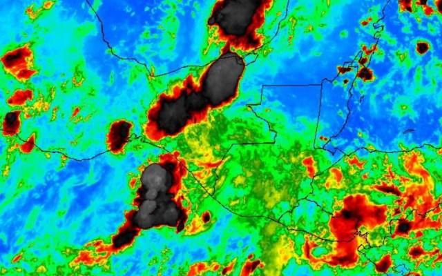 Nana se disipa cerca de la frontera entre México y Guatemala - Nana tormenta degradada México