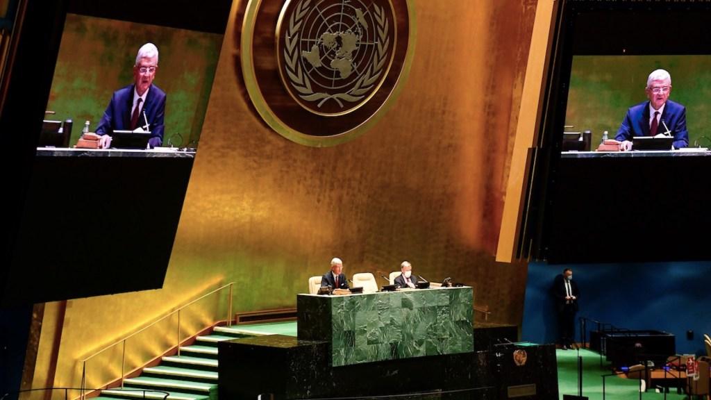 Populismo y nacionalismo fracasaron para contener el COVID-19, advierte la ONU - Foto de EFE