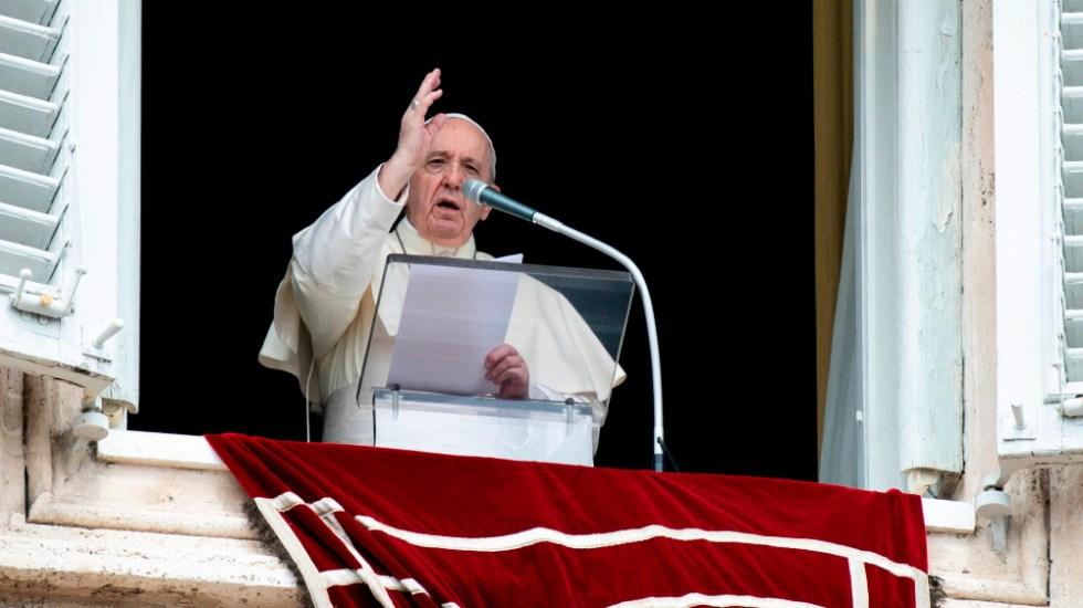 Papa Francisco retoma contacto con los fieles en las audiencias tras seis meses - Foto de EFE