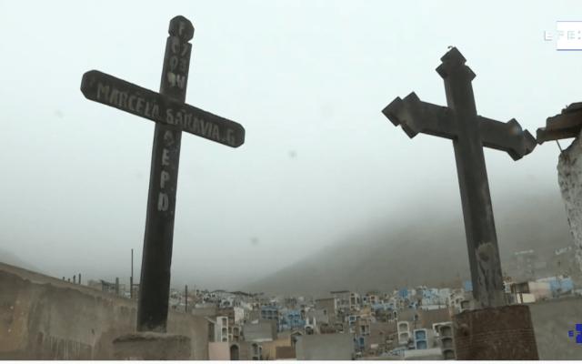Perú, con más muertos por pandemia que la guerra con Sendero