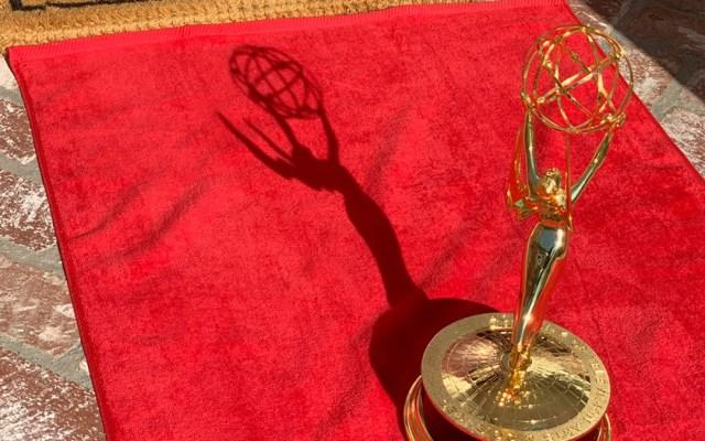 Premios Emmy celebrarán lo mejor de la televisión con gala reinventada por la pandemia - Premio Emmy. Foto de @televisionacad