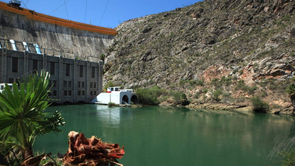 Pide Chihuahua diálogo digno con Gobierno Federal sobre Tratado de Aguas - Presa La Boquilla Chihuahua agua