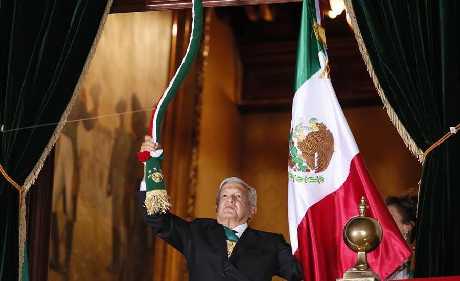 Confirma AMLO que ceremonia por Grito de Independencia será sin público - Grito AMLO Indepedencia
