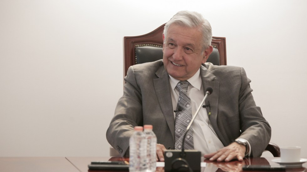 Rechazan senadores del PAN que López Obrador haya cumplido 96 por ciento de compromisos - Presidente López Obrador. Foto de @lopezobrador_